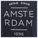 Threadbare Men's Amsterdam T-Shirt - Navy Marl