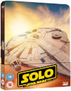Solo: A Star Wars Story 3D (Includes 2D Version) - Zavvi Exclusive Limited Edition Steelbook