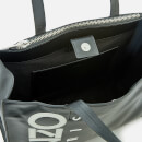 KENZO Women's Logo Small Shopper Bag - Black