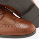 Hudson London Men's Aylesbury Leather Brogues - Tan