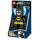 LEGO DC Comics Super Heroes Batman Torch with Batteries and 30 Minute Timer