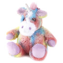 Warmies Plush Rainbow Unicorn