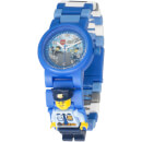 LEGO City Policeman Minifigure Link Watch