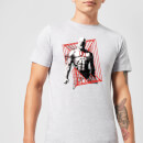 T-Shirt Homme Daredevil Cage - Marvel Knights - Gris