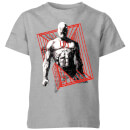 Marvel Knights Daredevil Cage Kids' T-Shirt - Grey