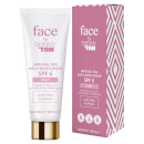 Face by Skinny Tan Gradual Tan Daily Moisturiser Light 50ml