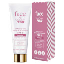 Face by Skinny Tan Gradual Tan Daily Moisturiser Medium 50ml