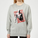 Marvel Knights Daredevil Cage Women's Sweatshirt - Grey