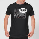 Star Wars Darth Vader I Am Your Father Men's T-Shirt - Black