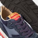 Diadora Men's Heritage N9000 Cashmere Trainers - Blue Denim