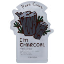 TONYMOLY I'm Real Sheet Mask - Charcoal