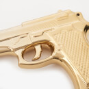 Seletti My Gun Ornament - Limited Gold Edition