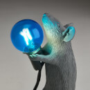 Seletti Standing Mouse Lamp - Grey