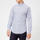 Polo Ralph Lauren Men's Check Shirt - Wine/Blue Multi