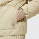 Nigel Cabourn X Peak Performance 2.0 Men's Short Down Jacket - Mountain Stone