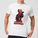Camiseta Marvel Deadpool Hey You - Hombre - Blanco