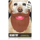 Man's Best Friend Dog Beard Toy