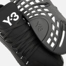 Y-3 Men's Kusari Trainers - Black Y-3