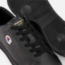 Champion Men's Court Club Trainers - Black