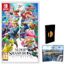 Super Smash Bros. Ultimate + Steelbook