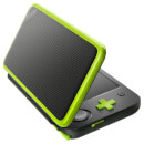 New Nintendo 2DS XL Black and Lime Green + Mario Kart 7