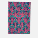 Liberty London Women's Iphis Passport Holder - Navy