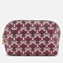 Liberty London Women's Iphis Cosmetic Bag - Oxblood