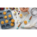 Jamie Oliver Piping Bag Kit with 5 Nozzles