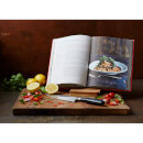 Jamie Oliver Acacia Wood Recipe Book & Tablet Holder