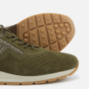 Tod's Men's Runner Style Trainers - Green