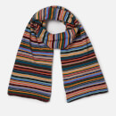 Paul Smith Men's Stripe Scarf - Multi