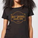 American Gods Ibis And Jacquel Women's T-Shirt - Black