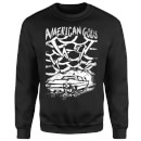 American Gods Car Storm Sweatshirt - Black