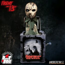 Mezco Friday the 13th Jason Burst A Box