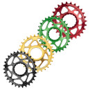 AbsoluteBLACK RaceFace Cinch Boost 148 Direct Mount Oval MTB Chainring