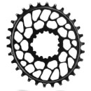 AbsoluteBLACK SRAM BB30 Direct Mount Oval MTB Chainring
