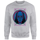 Harry Potter Neon Todesser Mask Pullover - Grau