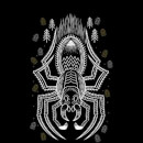 Sweat Homme Dessin au Trait Aragog - Harry Potter - Noir