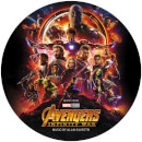 Avengers: Infinity War Limited Edition Picture Disk Vinyl LP