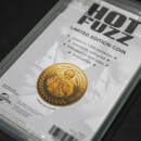 "Hot Fuzz ""For The Greater Good"" Collectors Coin: Gold Variant - Zavvi Exclusive (Limited to 1000)"