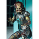 "NECA Predator (2018) - 7"""" Scale Action Figure - Ultimate Fugitive Predator"