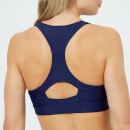 The Upside Women's Neon Africa Anna Bra - Blue