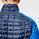 8e4fb25c23 The North Face Men's Thermoball Sport Jacket - Turkish Sea/Urban Navy