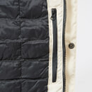 The North Face Men's 1990 Thermoball Mountain Jacket - Vintage White/Asphalt Grey
