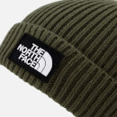 504b7348a The North Face Men's TNF Logo Box Cuffed Beanie - New Taupe Green