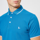 Jack Wills Men's New Classic Polo Shirt - Marine