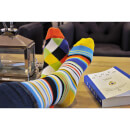 United Oddsocks Men's Sockology Socks Gift Set