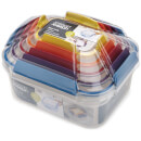 Joseph Joseph Nest Lock 5-Piece Container Set - Multicolour