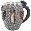Game of Thrones House Targaryen Tankard