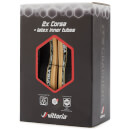 Vittoria Corsa G+ Road Tyre - Twin Pack with Latex Tubes